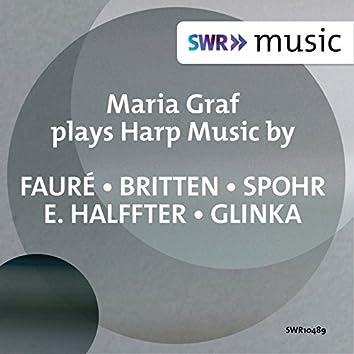 Fauré, Britten, Spohr & Others: Harp Music