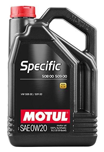 MOTUL Specific 508 00 - 509 00 0W-20, 5 litri