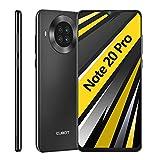 CUBOT Note 20 Pro Smartphone sans contrat, 5G WiFi, 6 Go de RAM/128 Go, écran HD 6,5', batterie 4200 mAh, 4 caméras, 4 G Dual SIM, Android 10, noir