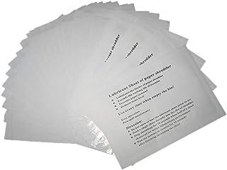 VANRA Shredder Lubricant Sheets (Pack of 12)