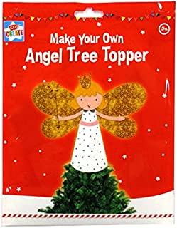 Christmas Make Your Own Angel Tree Topper