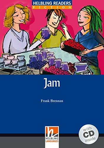 Helbling Readers Series Blue. Jam. Book with Audio Cd [Lingua inglese]
