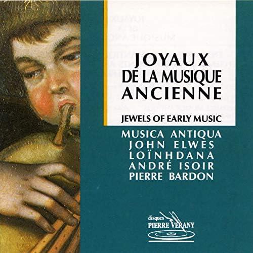 Musica Antiqua, Loindhana, André Isoir, Pierre Bardon & Christian Mendoze