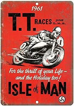 Best vintage motorcycle posters Reviews