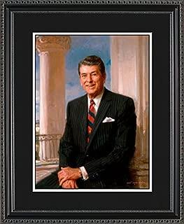 Ronald Reagan Official President Framed Portrait, 16x20