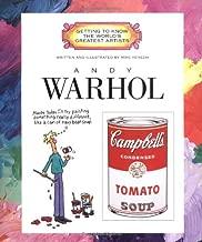 Best andy warhol children's book Reviews