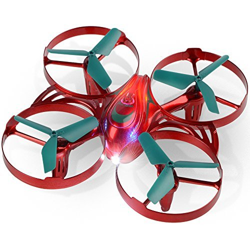Coolmade RC Quadcopter Mini Racing Drone Upgraded Quadcopter - 6 Axis Gyro RTF 4CH 2.4GHz RC Drone - Headless Mode Altitude Hold Helicopter for Training - Great Gift