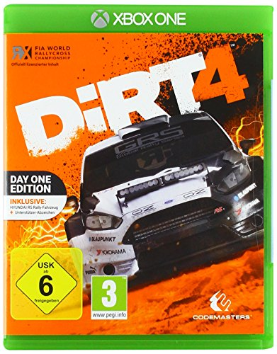 DiRT 4 Day One Edition - [Xbox One]