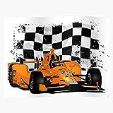 Amelius Laren 500 Indianapolis Indy Fernando Mc Mclaren