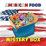 Mystery Box - Bocadillos Americanos - Caja misteriosa con sorpresas - 15 unidades - 30% de productos de regalo en alimentos y bebidas