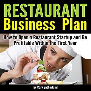 Restaurant Business Plan audiobook cover art