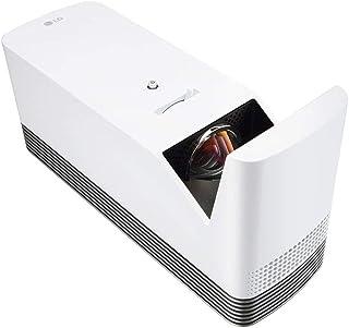 Lg Beamer HF85LSR Cinebeam Full HD Laser Projector, Ultra Short Distance, tot 120 Inch, 1500 Lumen, Slimme Functies, Wit
