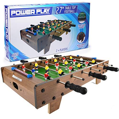 Power Play Juego de futbolin TY5893DB