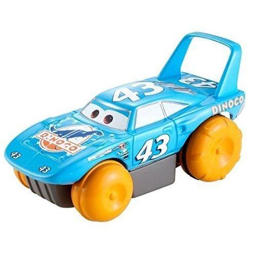 Mattel – Disney Pixar Cars – Hydro Wheels – The King – Schwimmendes Fahrzeug 8 cm