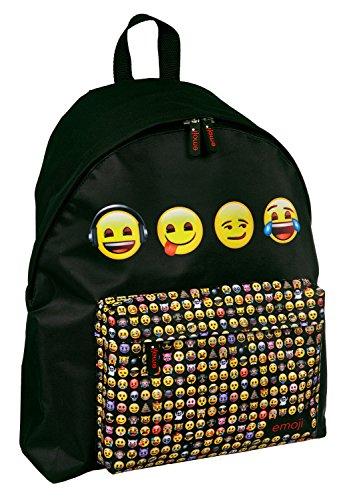 Undercover EMTU7711 Rucksack, Emoji, ca. 32 x 41 x 14 cm