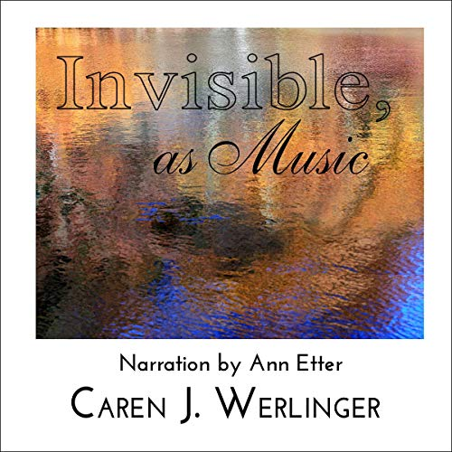 Invisible, as Music  By  cover art