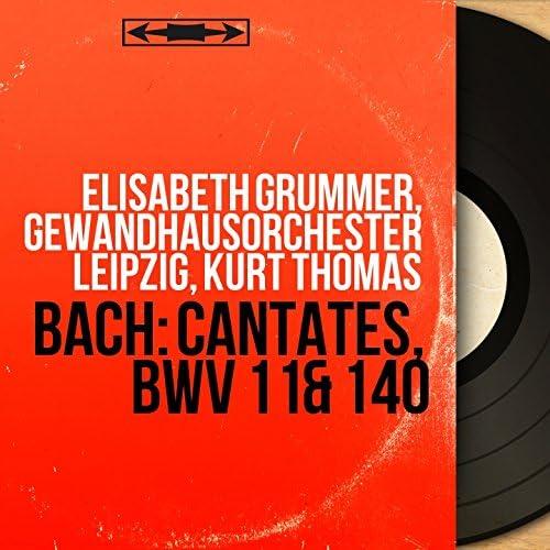 Elisabeth Grümmer, Gewandhausorchester Leipzig, Kurt Thomas