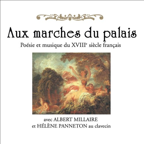 Aux marches du palais  audiobook cover art