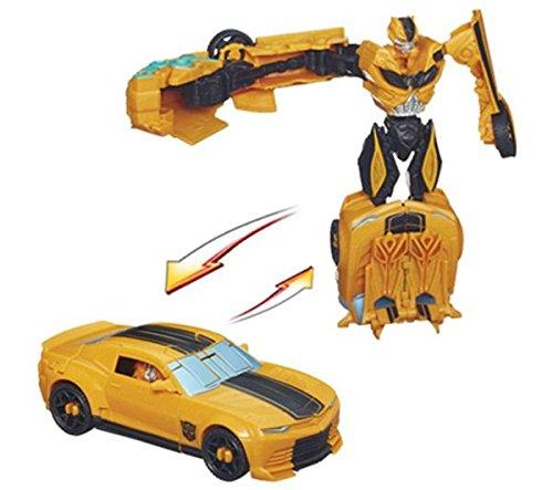 Transformers - Deluxe Attackers - Bumblebee