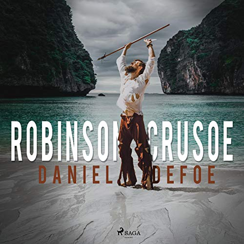 Robinson Crusoe  By  cover art