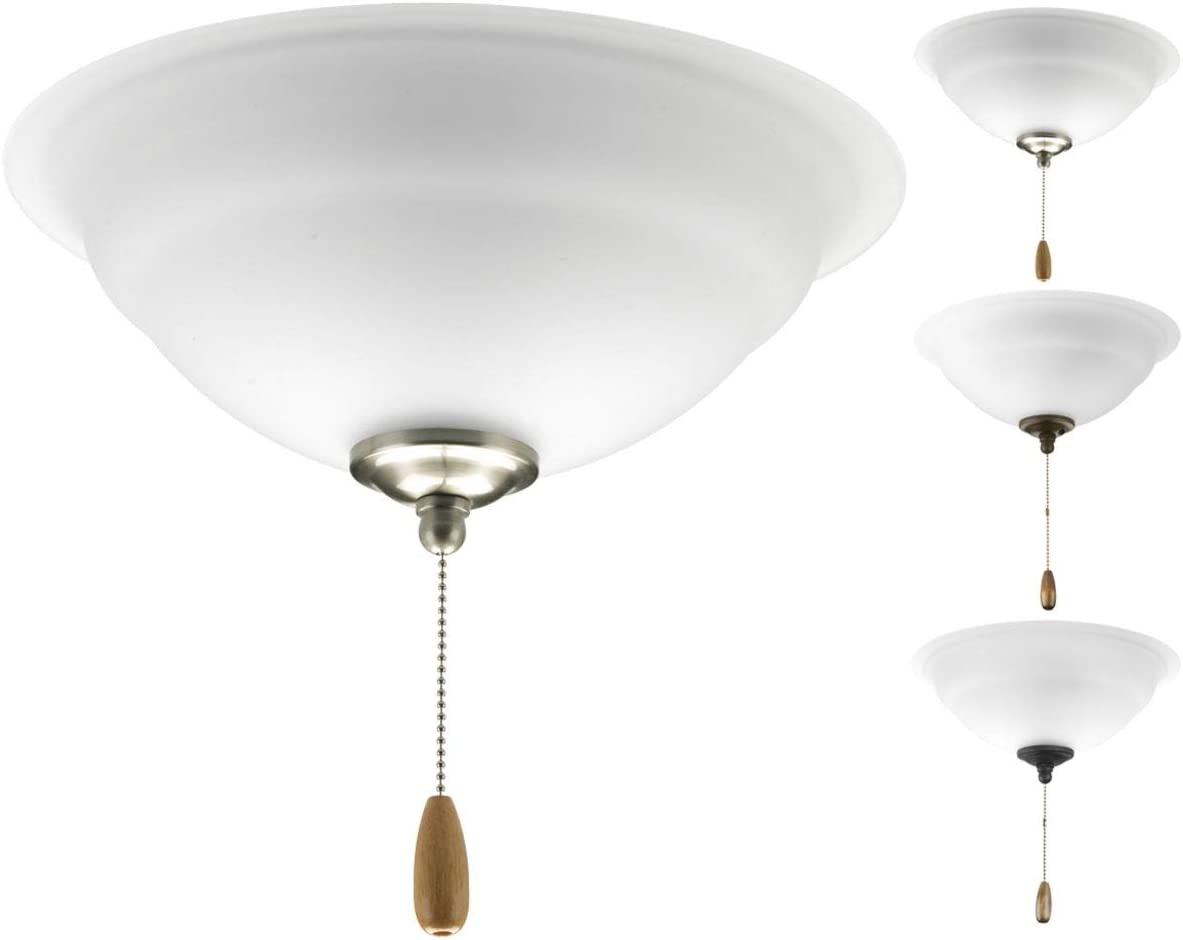 Progress Lighting P2645-01WB Free shipping anywhere in the nation Torino Fans Limited time for free shipping Ceiling Unfinished