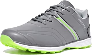 Men Golf Shoes Spikeless Sport Sneakers Walking Training Shoes …
