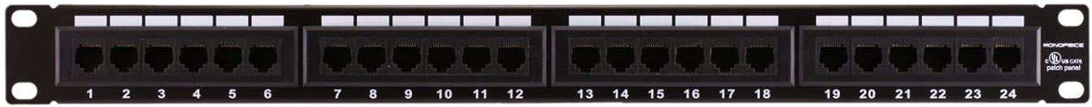 Monoprice Patch Panel (568A/B Compatible)