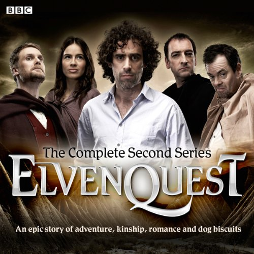 Elvenquest: Complete Series 2 cover art