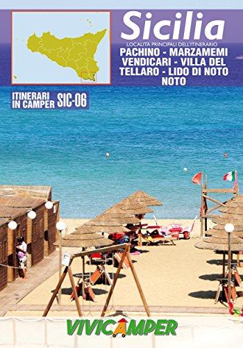 Sicilia in Camper SIC-06: Itinerari scelti per camperisti (Itinerari in Camper in Sicilia Vol. 6) (Italian Edition)