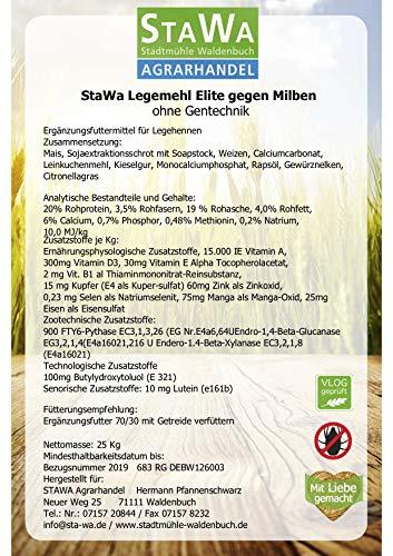 StaWa Legemehl - 2