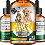 Vetflix Herbal Pet Supplement for Immune...
