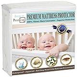 American Pillowcase Waterproof & Bed Bug Proof Crib Mattress Protector