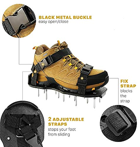 CABASAA Lawn Aerator Shoes