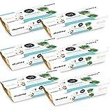 6 BiPacks de Postres Vegetales Coco Natural. Postre vegetal. Alternativas a los lácteos con similar experiencia de consumo (sabor, textura). Aptos Intolerancia Lactosa. 6 x 220g (12 x 110g)