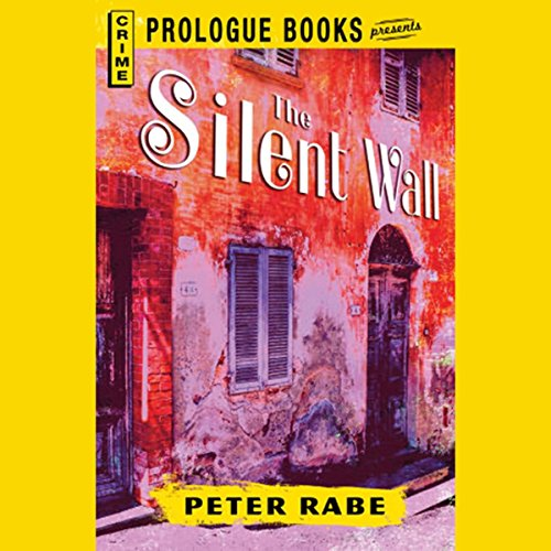 The Silent Wall audiobook cover art