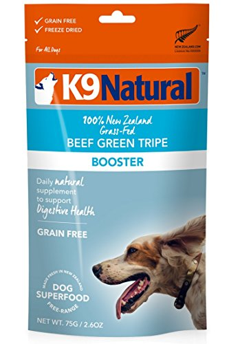 K9 Natural Freeze Dried Dog Food Topper By Perfect Grain Free, Healthy, Hypoallergenic Limited Ingredients For All Dog'S - Raw, Freeze Dried Mixer (Beef, 2.6Oz)