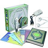 Holy Quran デジタルレントーキングリーダー 充電式バッテリー Quranリードペン 電子コーランブック付き Read pen PQ15-8GB