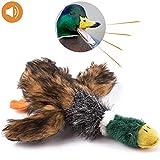 wangstar Pet Mallard Duck Dog Toy,...
