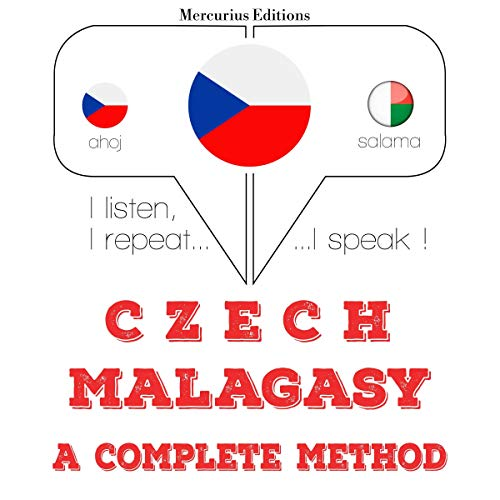 Czech - Malagasy. A complete method cover art