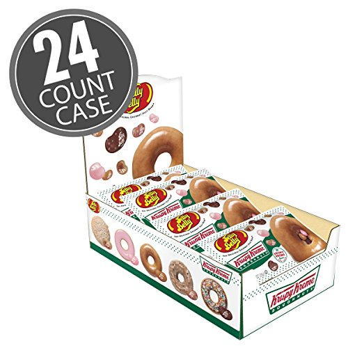 Krispy Kreme Jelly Bean Donut Mix - 1oz Bags (24 Bag Case)
