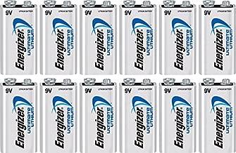 EVEL522BPCT - Energizer Ultimate Lithium 9V Battery