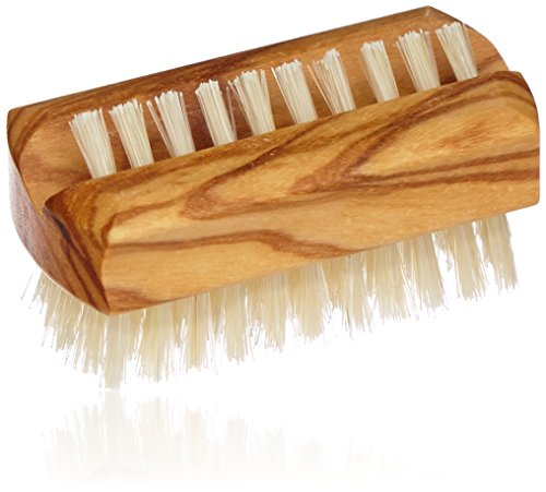 CROLL & DENECKE 20248 - Cepillo de uñas (madera de olivo)