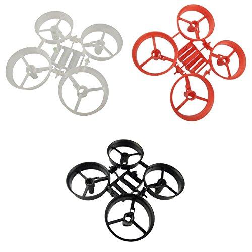 MagiDeal 3 Pezzi Telaio Principale Accessori di Ricambio della Struttura del Quadcopter per JJRC H36 E010 E010C E010S NH010