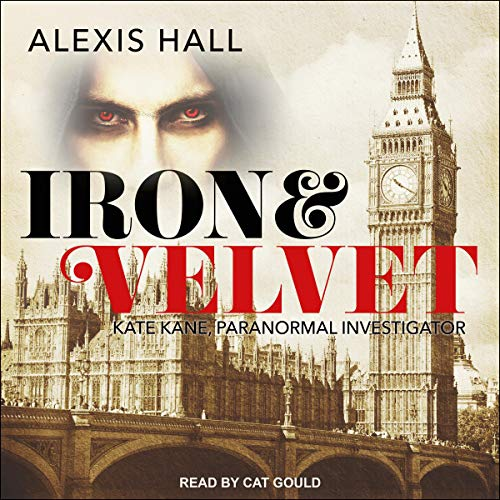 Iron & Velvet cover art