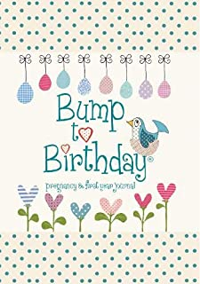 Bump to Birthday, Pregnancy & First Year Baby Journal : an award-winning journal / diary to help you hold onto memories of...