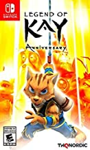 Legend of Kay Anniversary Nintendo Switch - Nintendo Switch