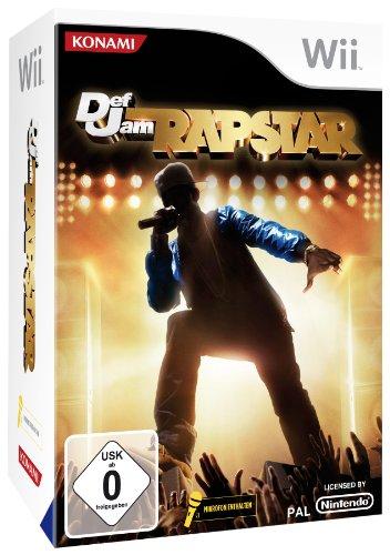 Def Jam Rapstar inkl. Mikrofon