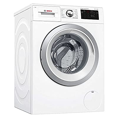 Bosch WAT286H0GB Series 6 Freestanding 9Kg 1400 RPM A+++ Rated Washing Machine White iDos