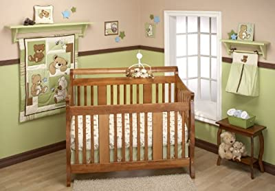 Little Bedding Crib Bedding Set