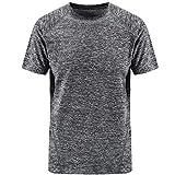 XYZMDJ Sommer Streetwear Bekleidung Herren T-Shirt Mantel schnell trocknende Sportswear Tops und T-Shirts (Color : C, Size : 8XL)